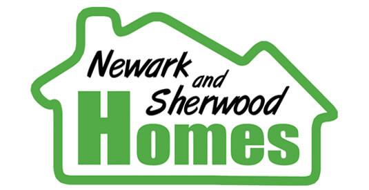 Newark and Sherwood Homes logo