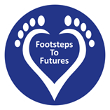 Footsteps to Futures logo